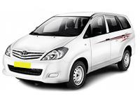 Toyota Innova Car Hire in Delhi