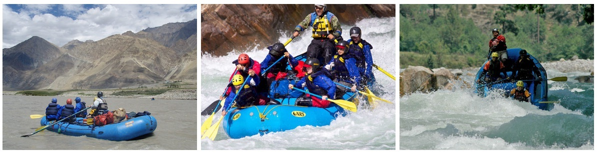 Rafting Camping in Rishikesh